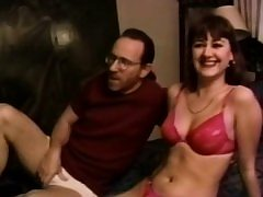 Inexperienced debutante doggystyle plumbed by oldman