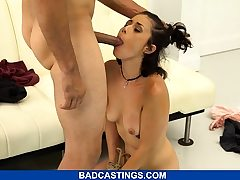 Nubile Pounded in Audition