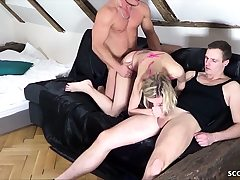 EXTREM Lean  ANOREXIC Teenie get First Time Audition Fuck
