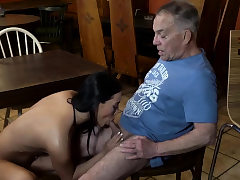 Moaning dad xxx Can you trust your gf leaving her alone