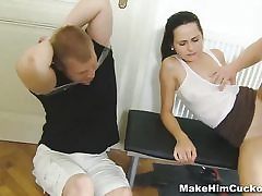 Blasted and made a hotwife