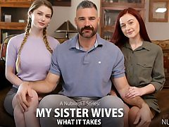 My Sista Wives What It Takes - S1:E10