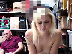 Woman caught cuckold and father ally's stepdaughter